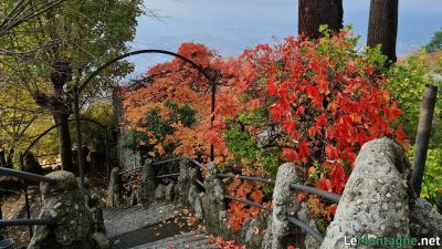 Autunno a Brunate