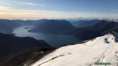 Vista su Lago di Como