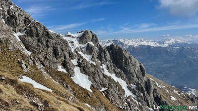 Cresta orientale