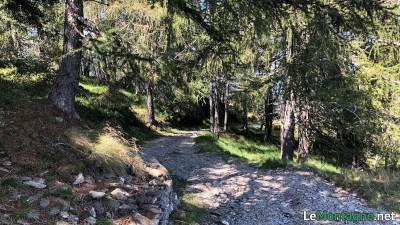 Sentiero per il Legnoncino