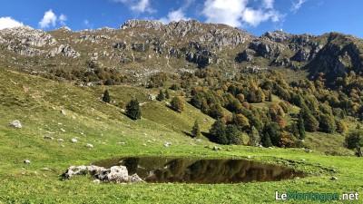 Monte Alben da Conca delle Casere
