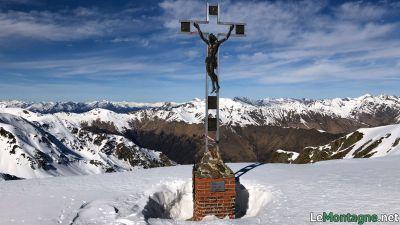 Vetta monte Bregagno