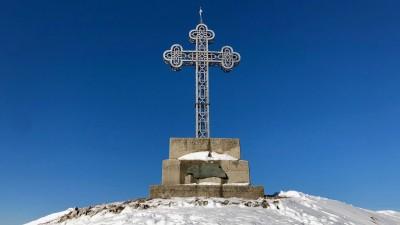 Croce di vetta Cornizzolo