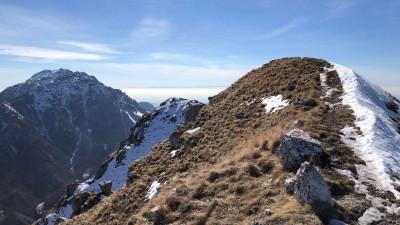 Cresta del Monte Due Mani