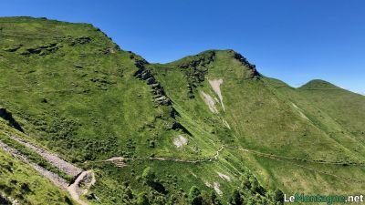 Sentiero Basso