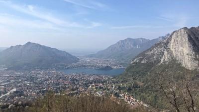 Lecco e Monte Barro