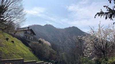 Monte Melma visto da Ballabio