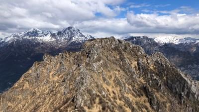 Monte Moregallo in autunno
