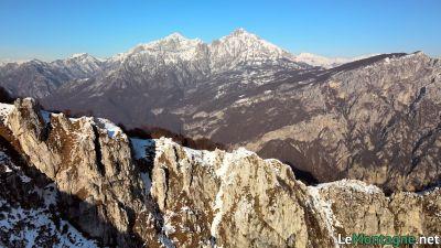 Monte Moregallo e Grigne