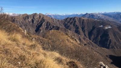 Panorama dal Suchello