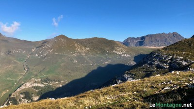 Panorama da Capanna 2000