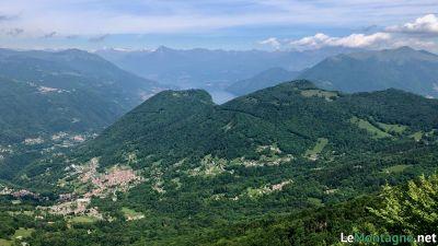 Vista sulla Valle Intelvi
