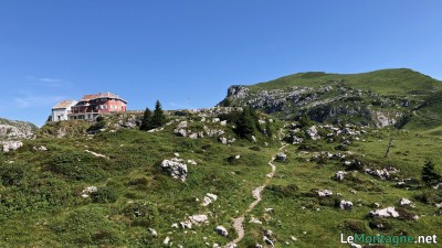 Rifugio Cazzaniga-Merlini