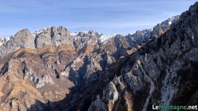 Vista verso il Grignone