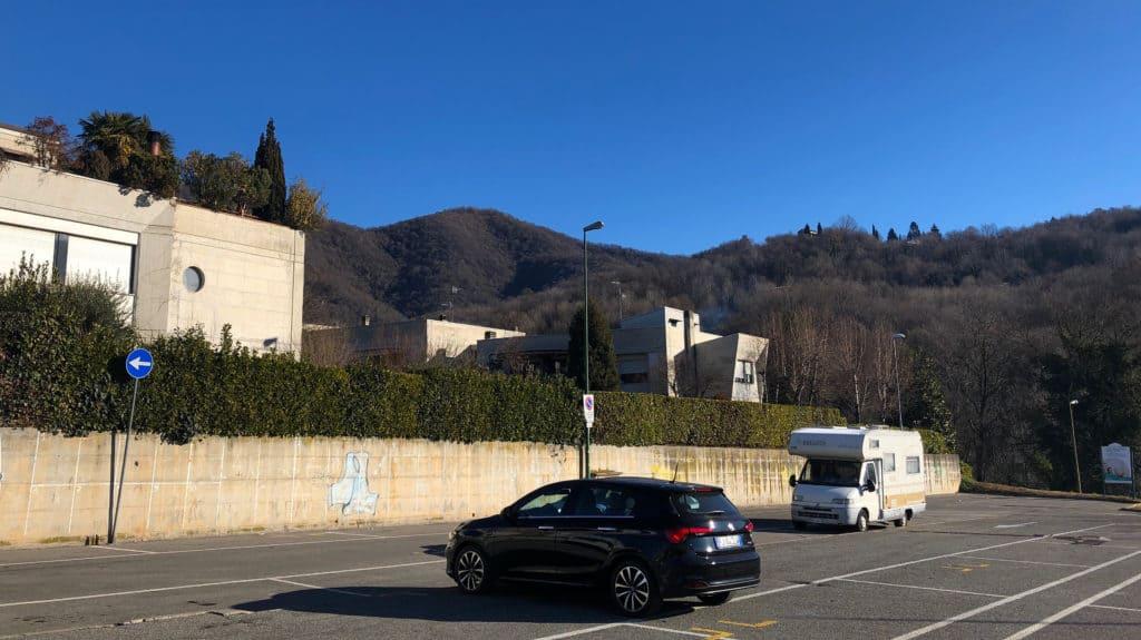 parcheggio a sorisole