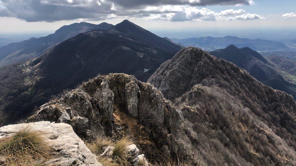 Cresta tra Ocone e Camozzera