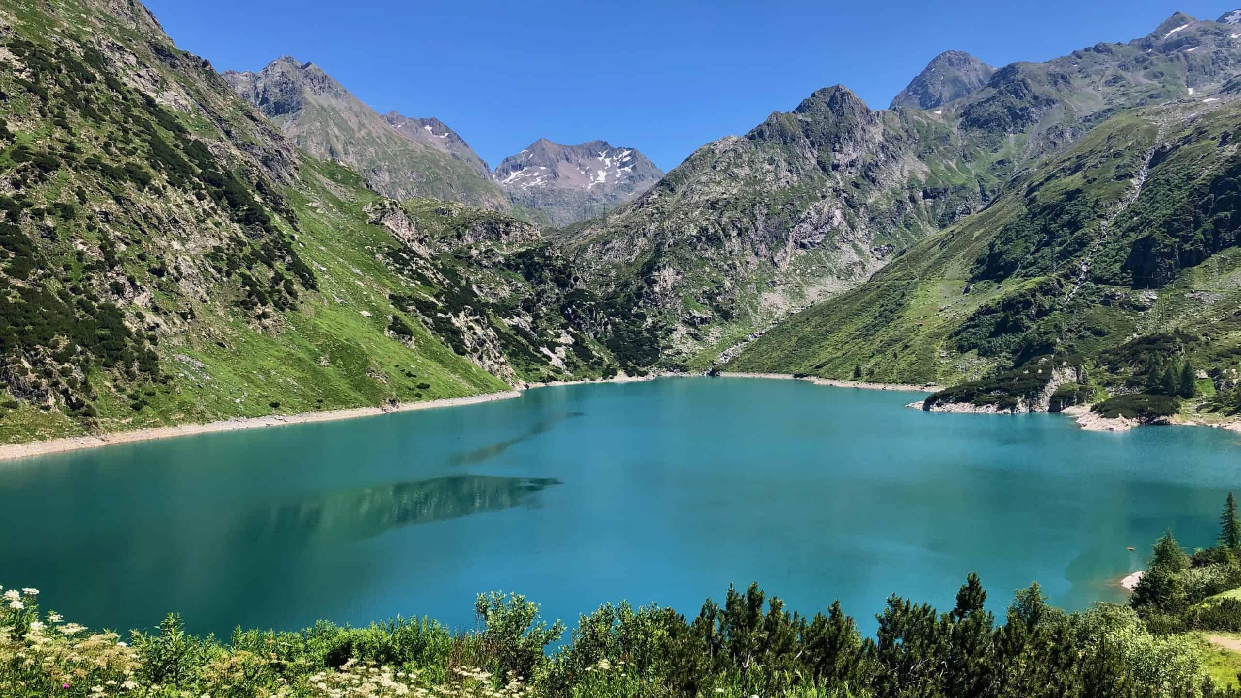 Lago del Barbellino e Rifugio Curò