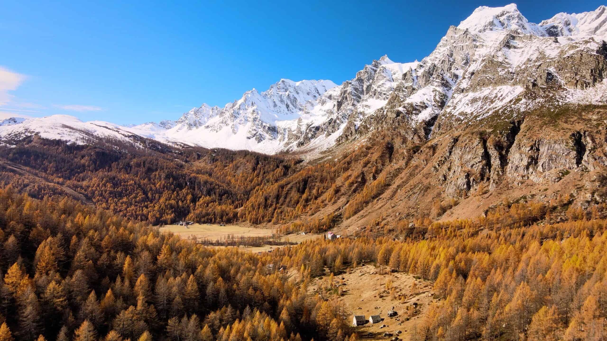 Alpe Devero e Alpe Veglia, scopriamo i colori dell'autunno in Val d'Ossola