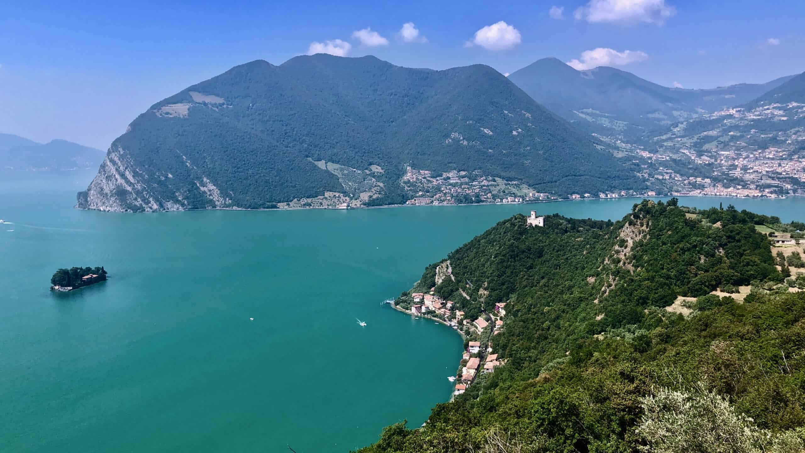 Monte Isola - Lago d'Iseo